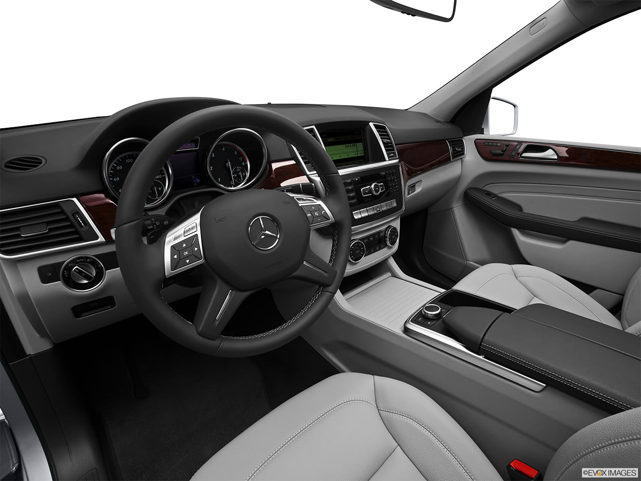 Mercedes Benz 2012 Interior