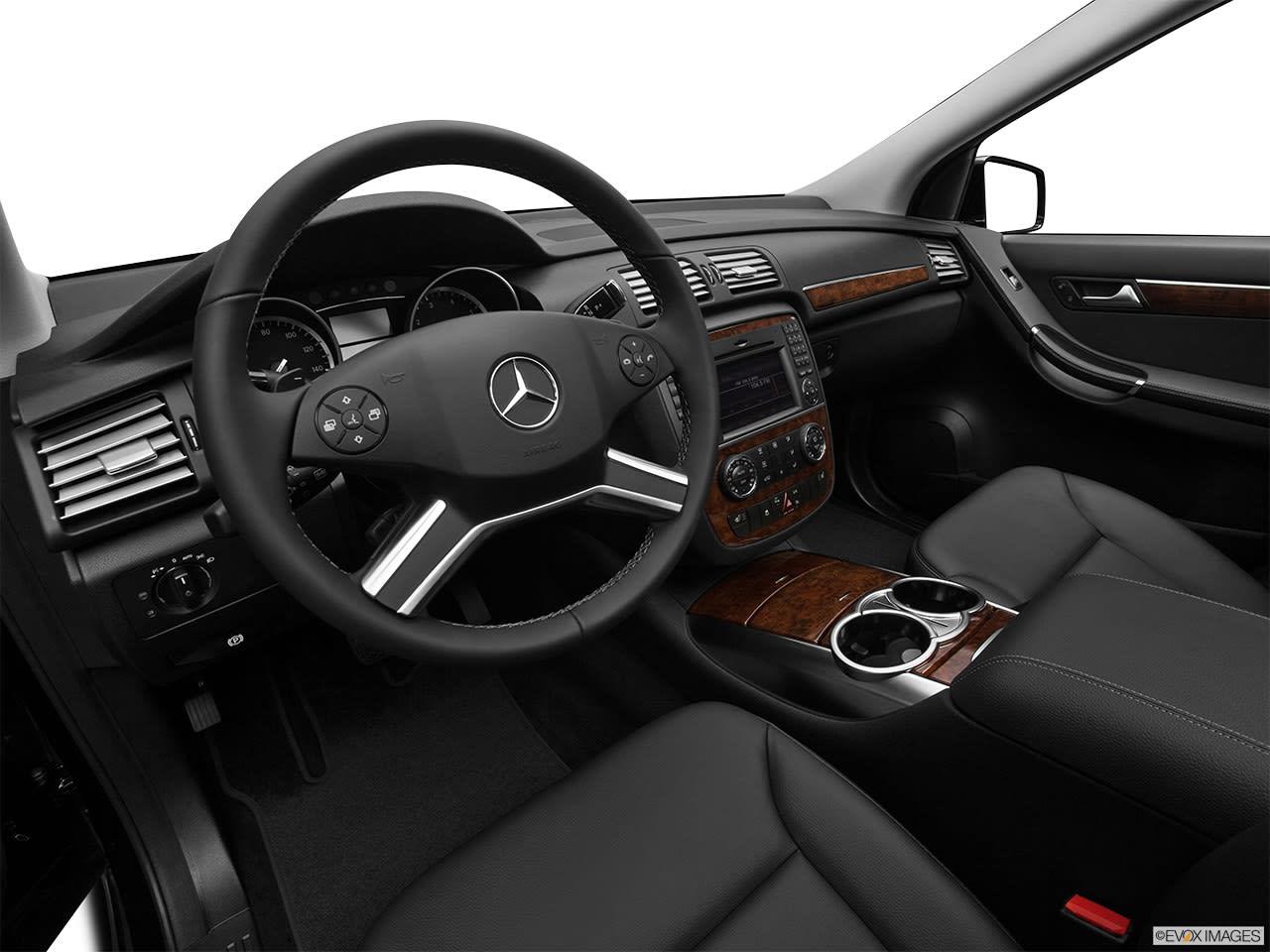 Mercedes Benz R Class Interior