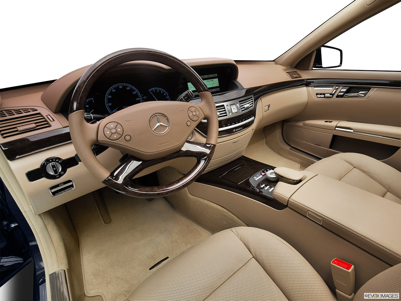 mercedes benze s350 bluetec 2012 interior