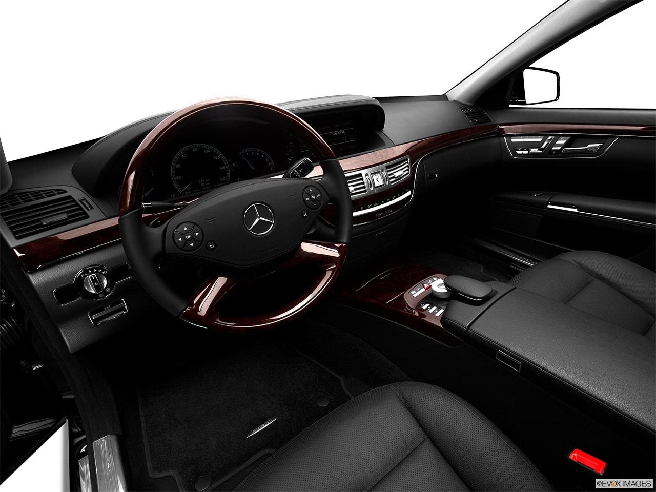 Mercedes Benz S400 Hybrid 2012 Interior