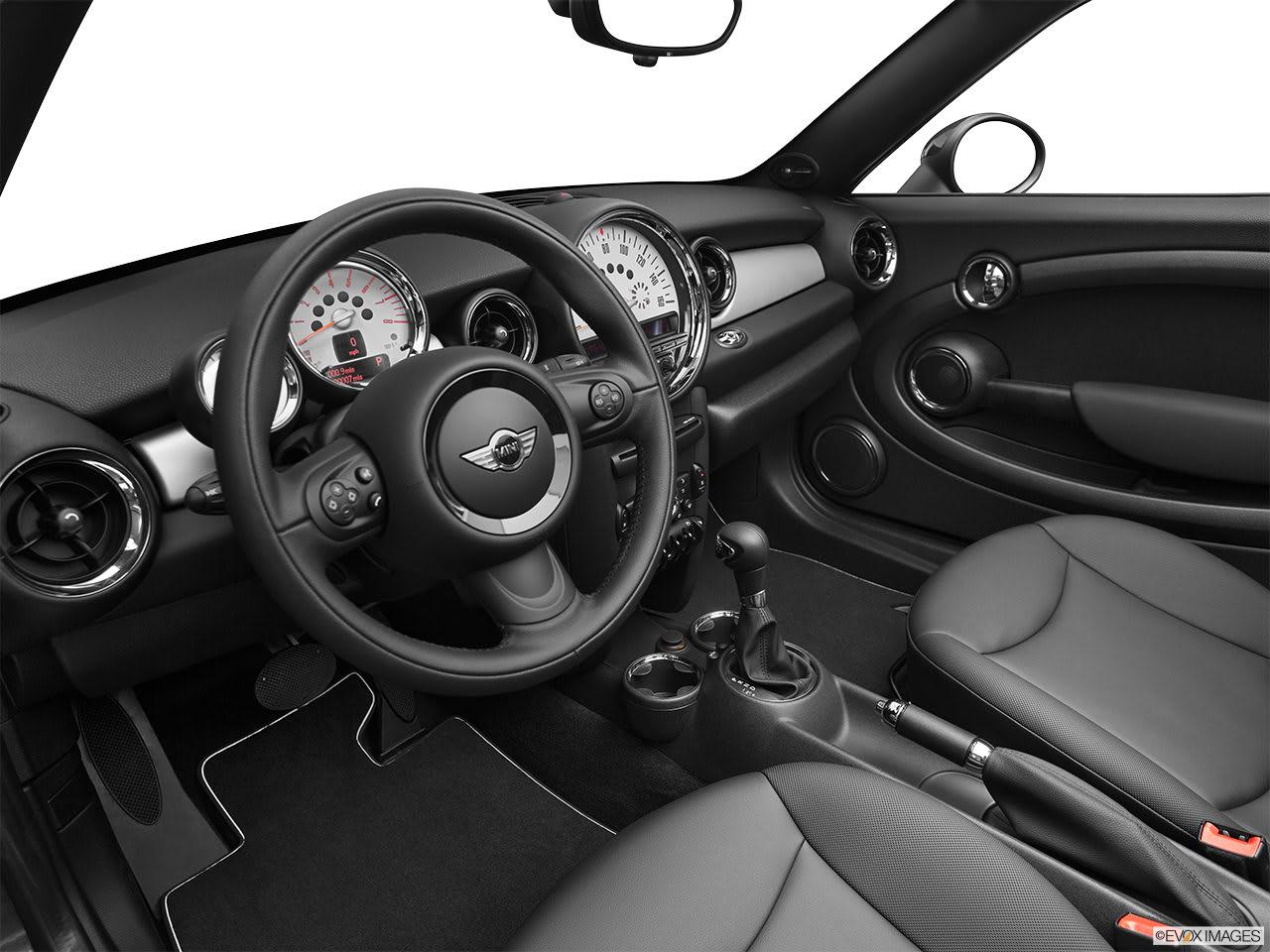 Mini Cooper Roadster 2012 Interior