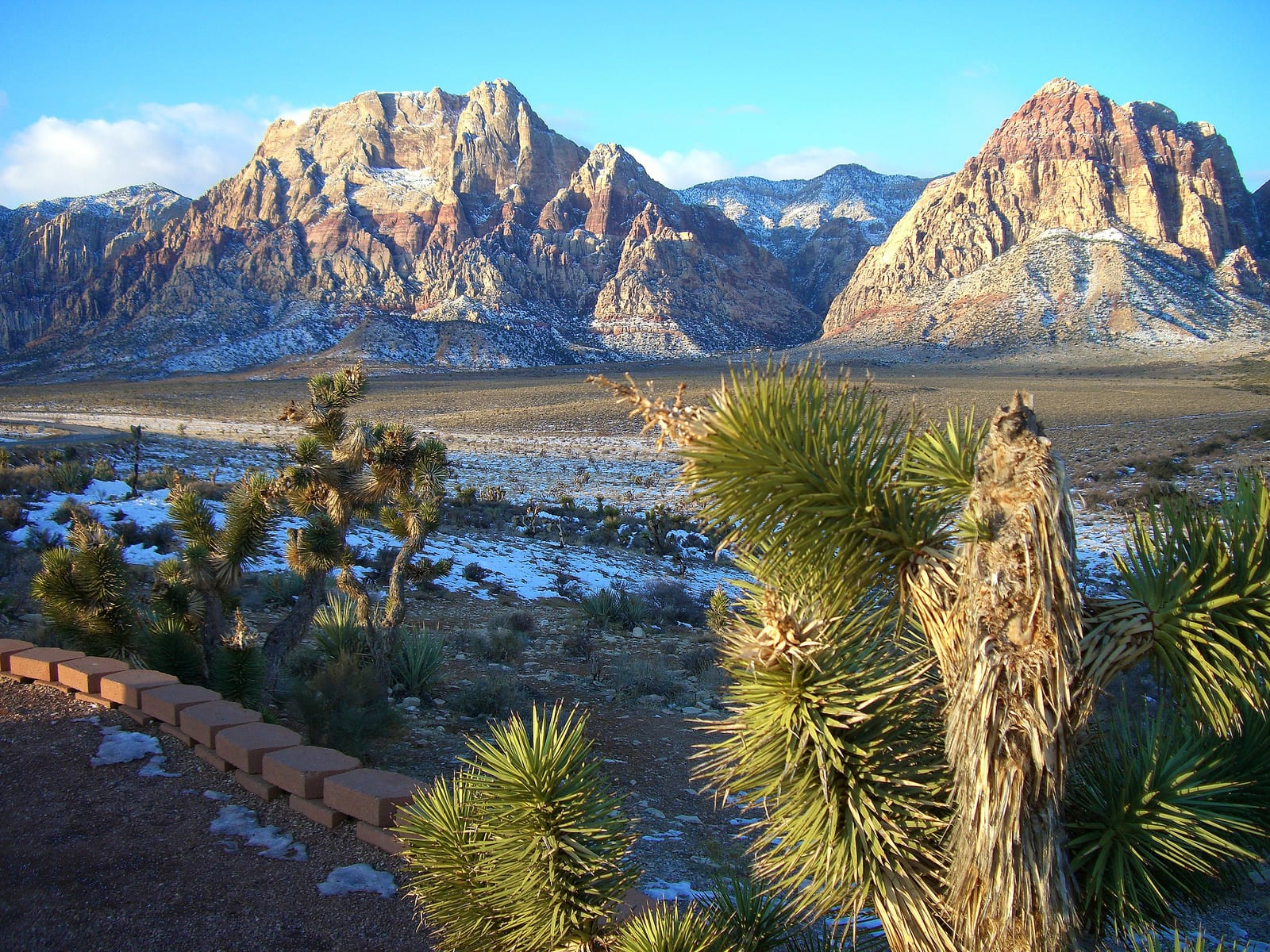 Red Rock Canyon Loop Nevada