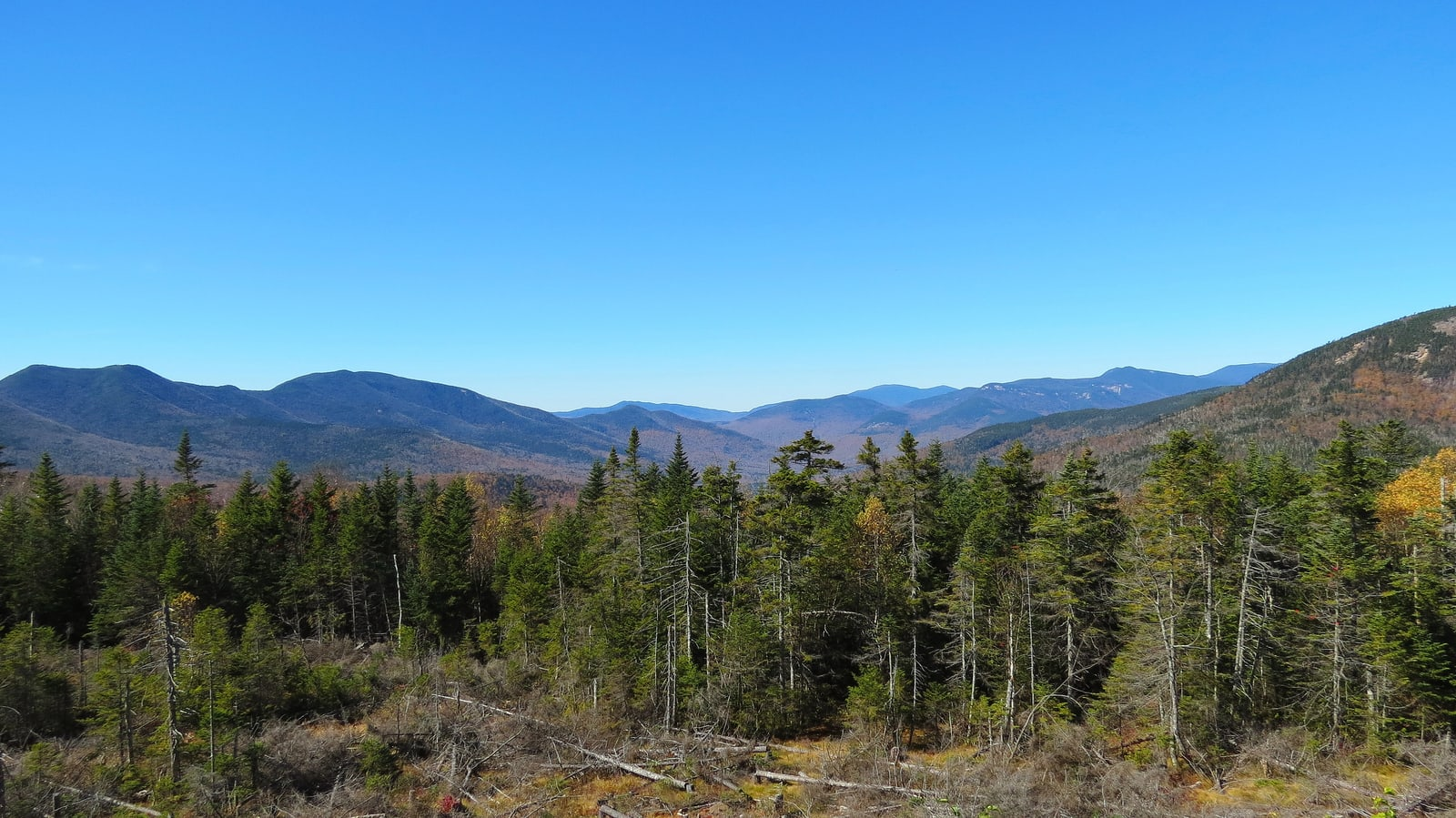Kancamagus Scenic Byway New Hampshire