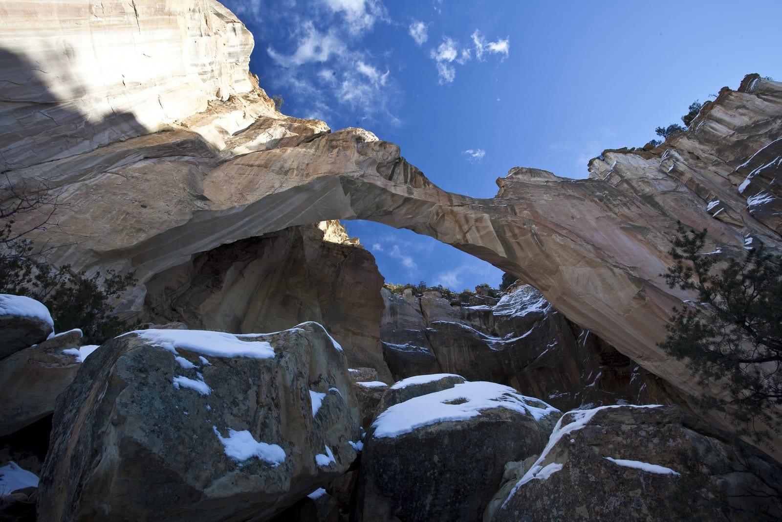 El Malpais National Monument New Mexico