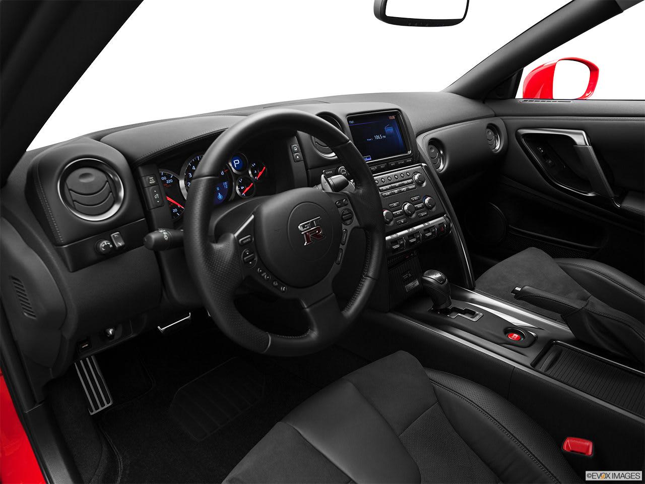 Nissan GT-R 2012 Interior