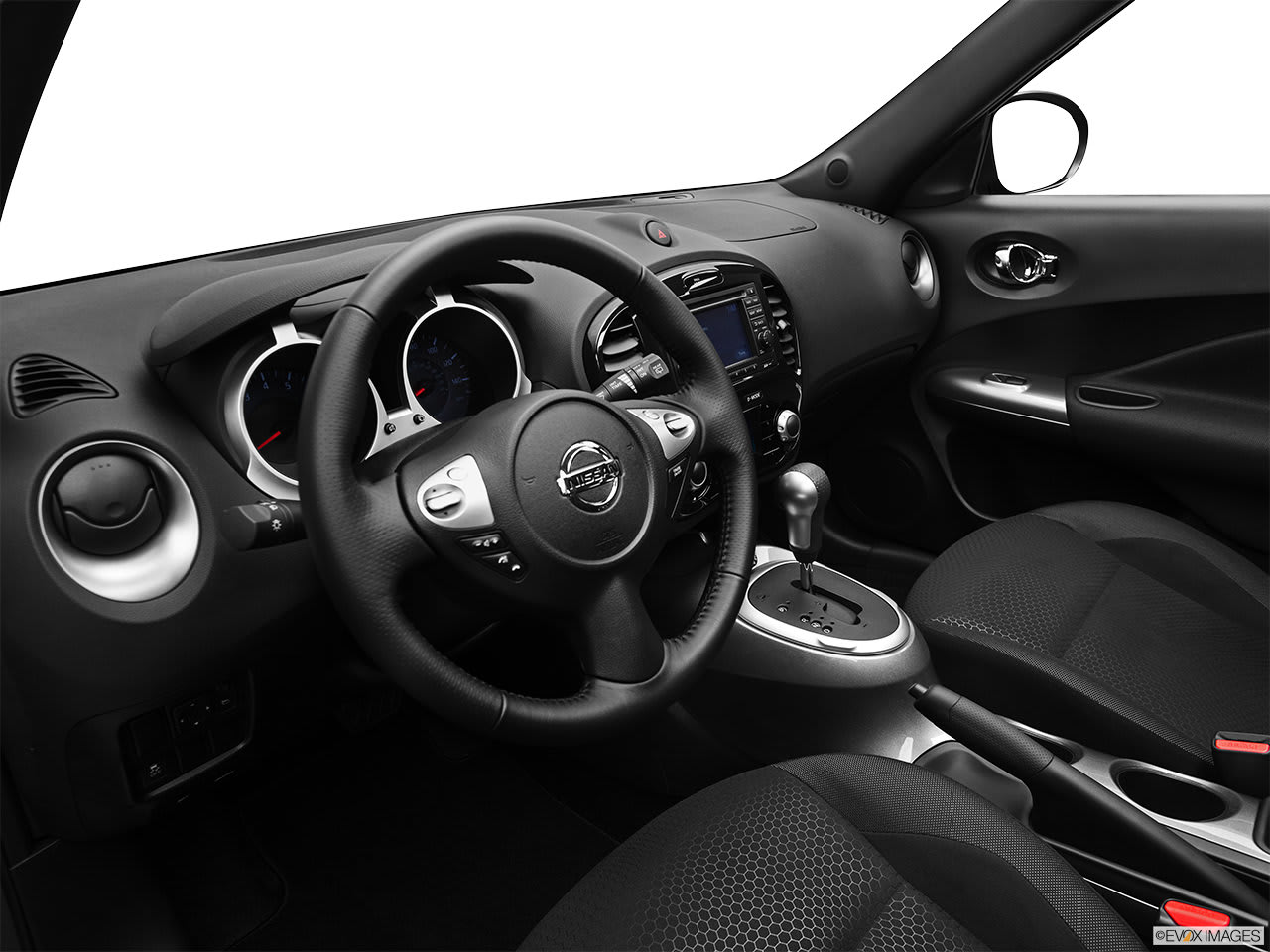Nissan Juke 2012 Interior