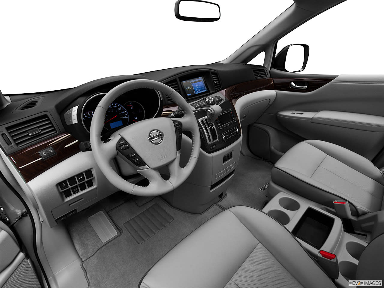 Nissan Quest 2012 Interior