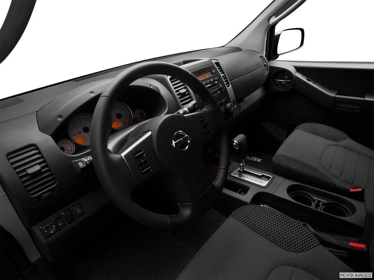 Nissan Xterra 2012 Interior