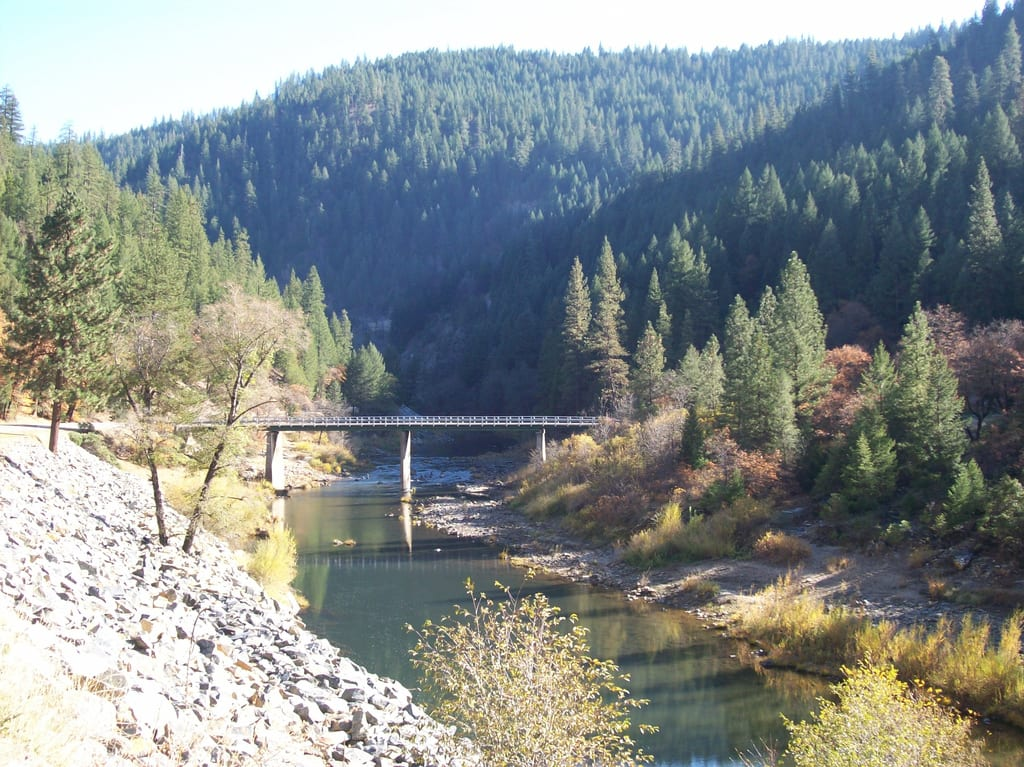 Feather River Scenic Byway Northern California