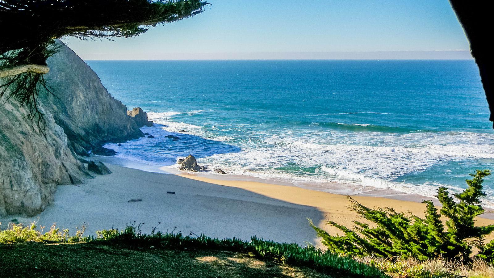 Northern Pacific Coast Northern California