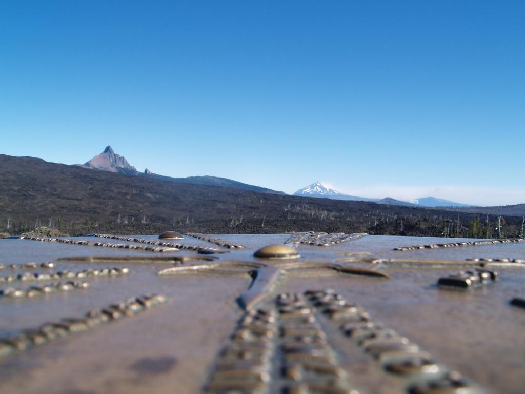 McKenzie-Santiam Scenic Byway Oregon