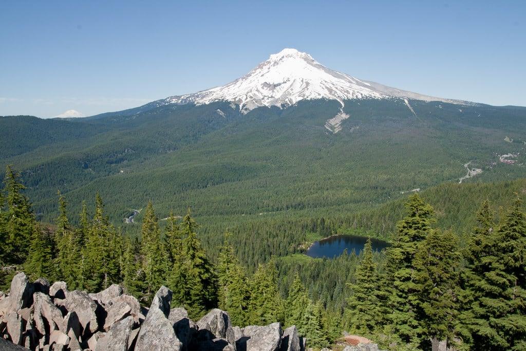 Mount Hood National Forest Oregon