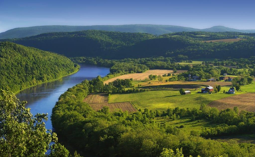 Gateway to the Endless Mountains Pennsylvania
