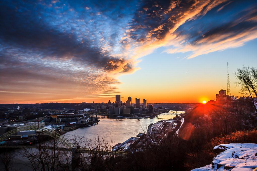 Grand View Loop Pennsylvania