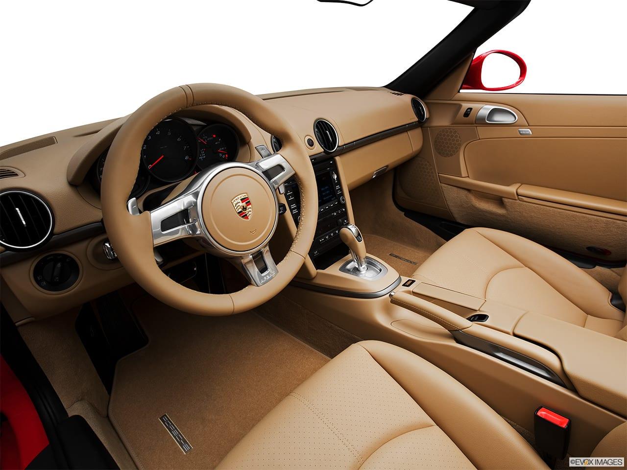 Porsche Boxster 2012 Interior