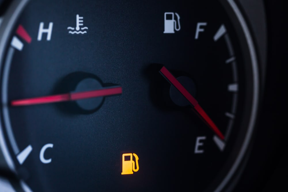 4 Essential Things to Know About Running Out of Gas