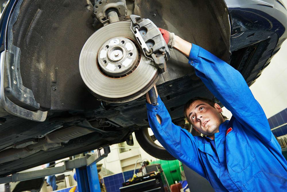 Symptoms of a Bad or Failing Electronic Brake Control Module