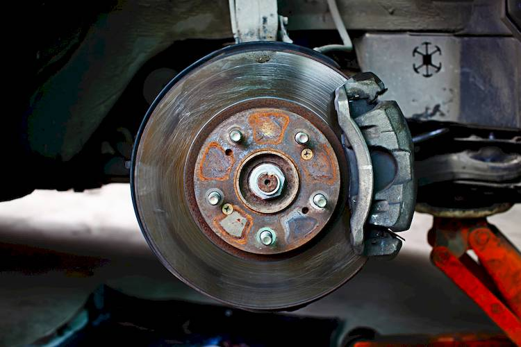 Brakes And Rotors >> How Long Does A Brake Rotor Disc Last Yourmechanic Advice