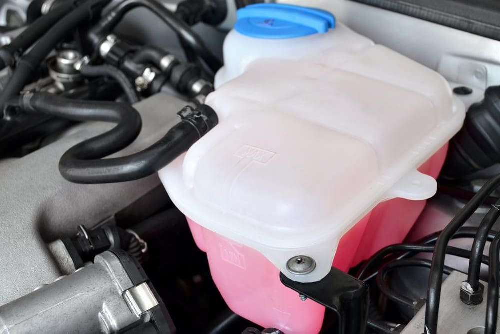 Bad Radiator Cap Symptoms >> Symptoms Of A Bad Or Failing Coolant Reservoir