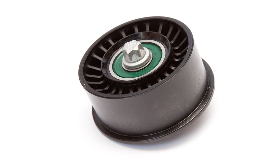 Symptoms of a Bad or Failing Idler Pulley | YourMechanic Advice