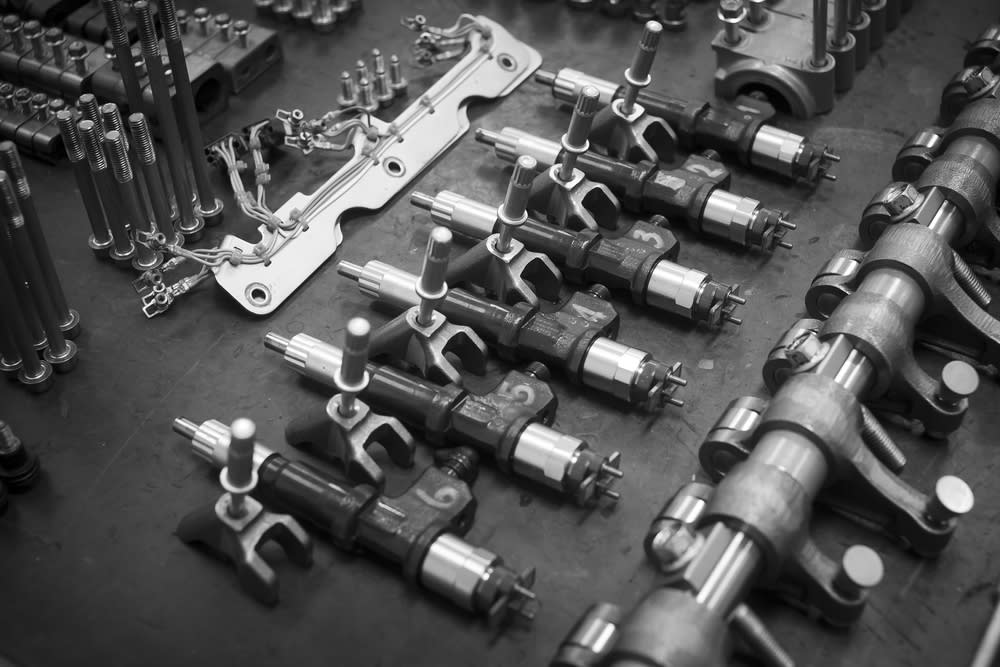 Symptoms of a Bad or Failing Injector Control Pressure