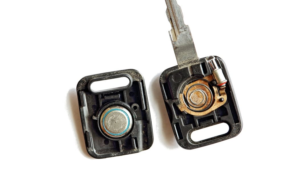 Symptoms of a Bad or Failing Key Fob Battery | YourMechanic