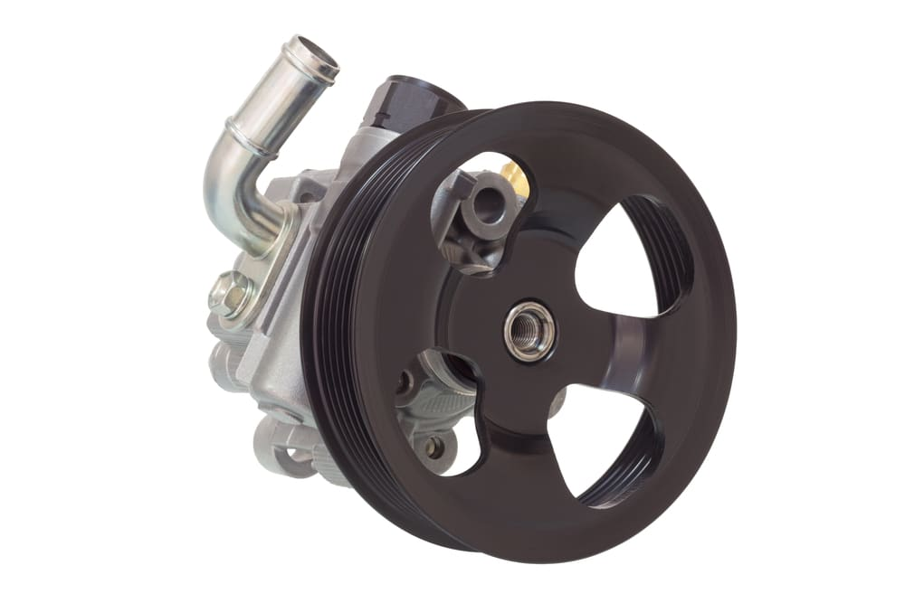 Symptoms Of A Bad Or Failing Power Steering Pump Pulley Yourmechanic Advice