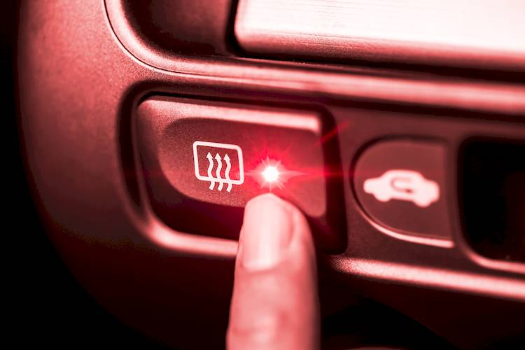 Symptoms Of A Bad Or Failing Rear Window Defogger Switch Yourmechanic Advice