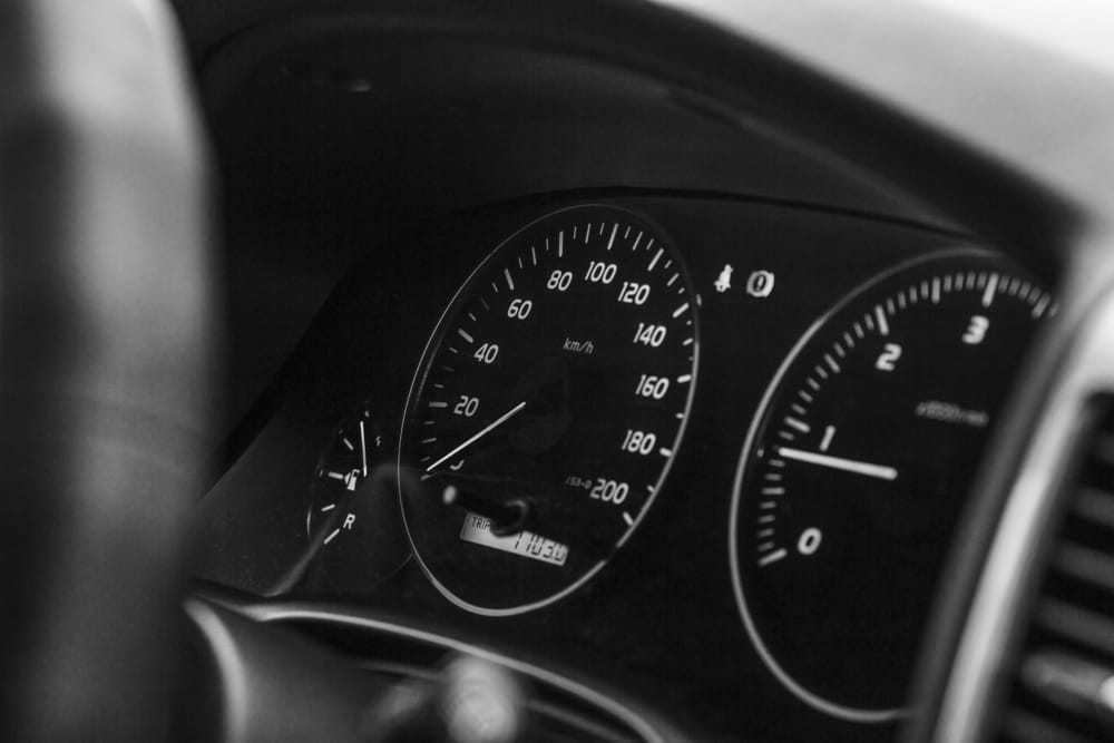 Symptoms of a Bad or Failing Speedometer Sensor