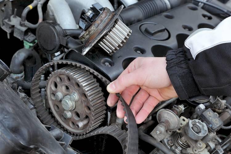 Symptoms Of A Bad Or Failing Timing Belt Yourmechanic Advice