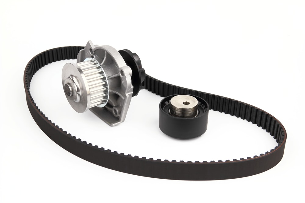 How to Replace a Water Pump Pulley | YourMechanic Advice