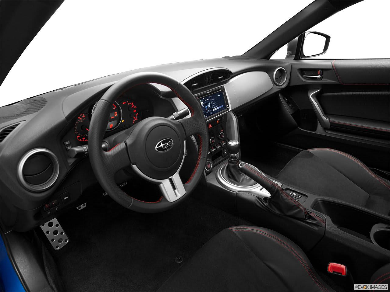 Subaru BRZ 2013 Interior