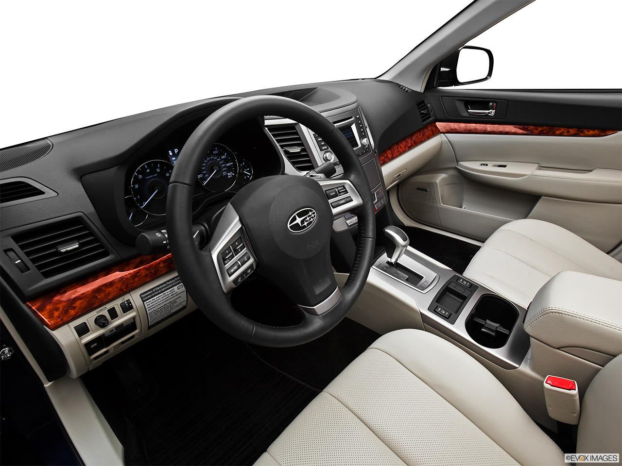 Subaru Legacy 2012 Interior