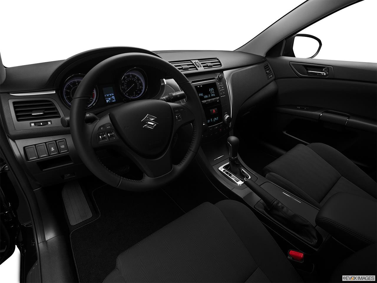 Suzuki Kizashi 2012 Interior