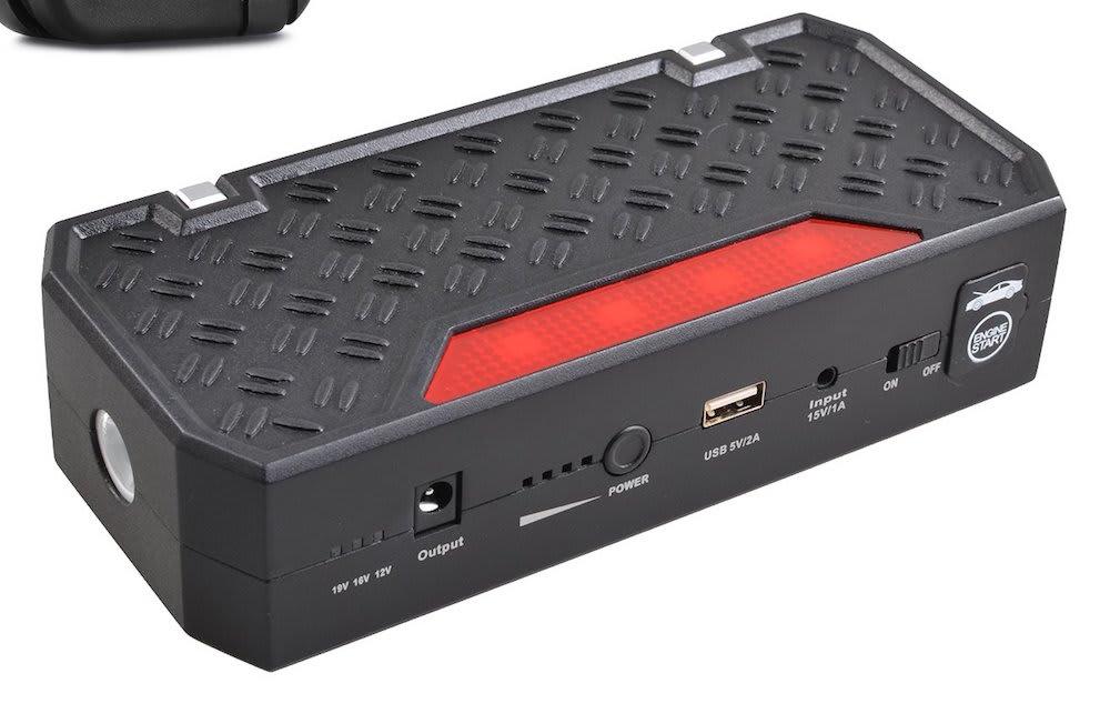 10 Best Miniature Jumper Packs For Your Car bolt power G06 portable car battery jump starter