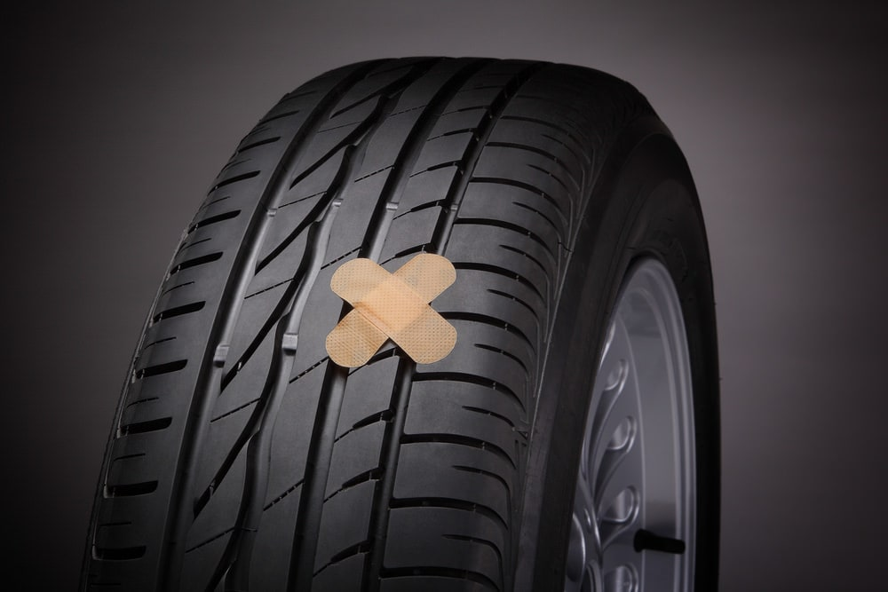 How Much Does It Cost To Patch A Tire >> How Long Can You Drive On A Plugged Or Patched Tire