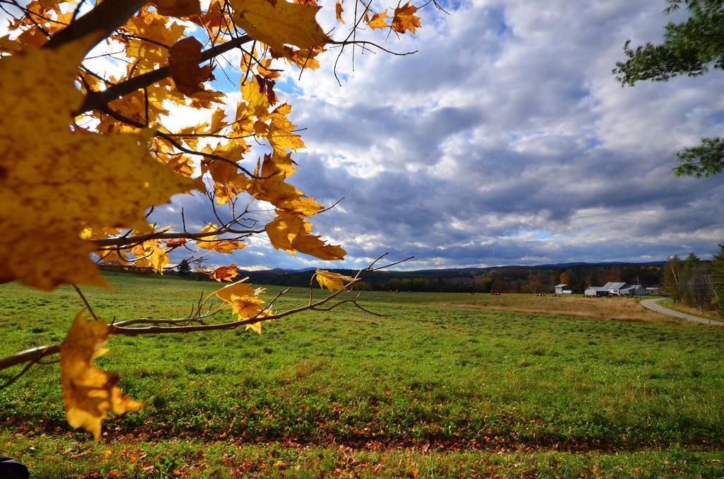 Northeast Kingdom Byway Vermont