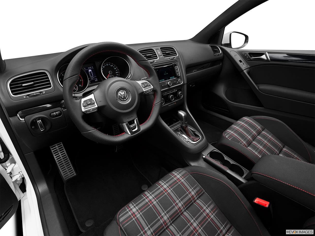 Volkswagen GTI 2012 Interior