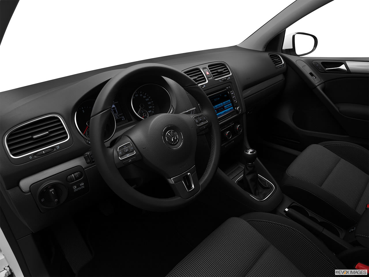 Volkswagen TDI 2012 Interior