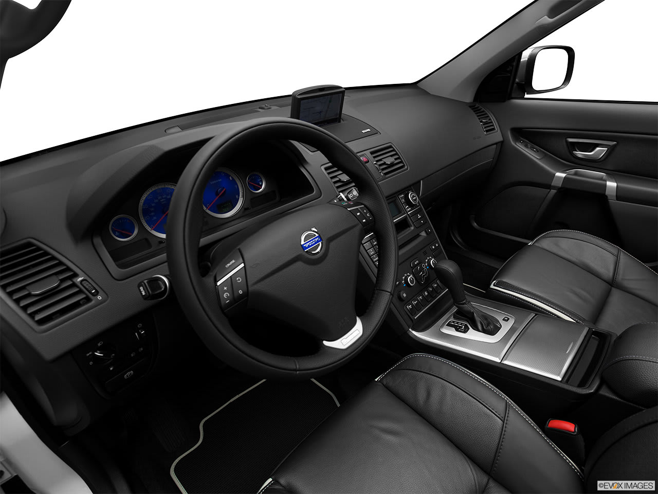 Volvo XC90 2012 Interior