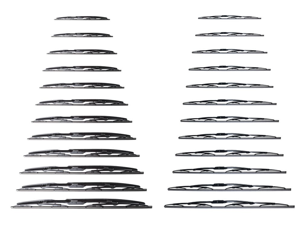 Wiper Blade Sizes >> What Size Windshield Wipers Are Right For My Car