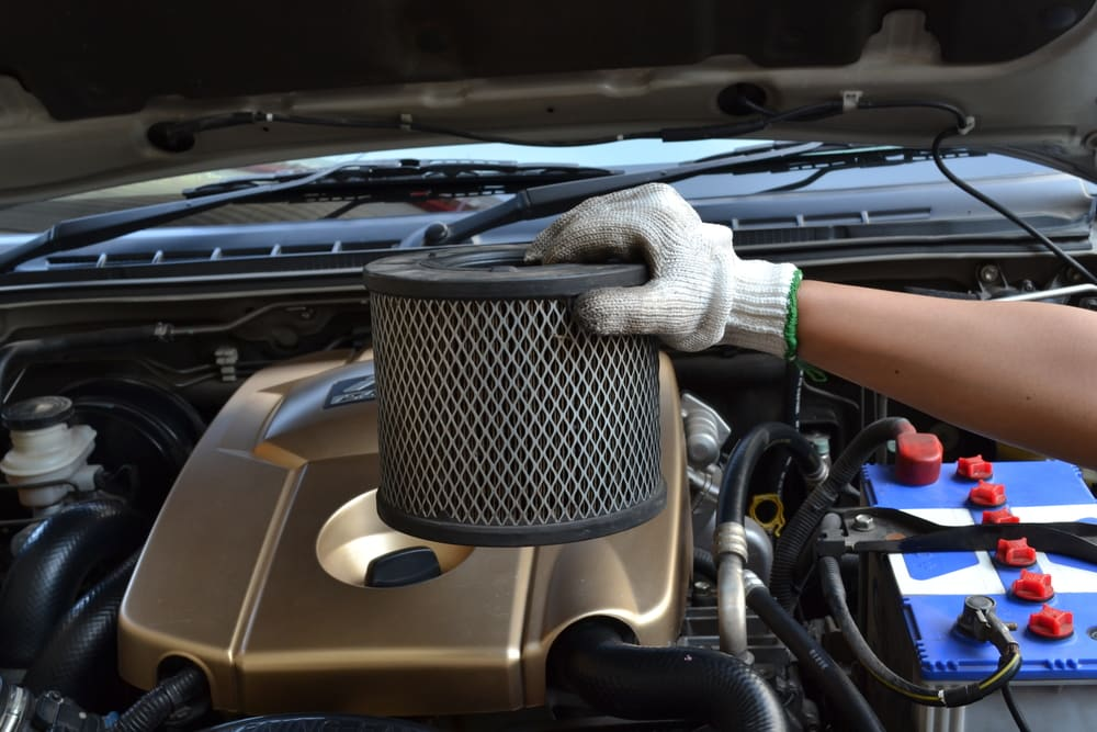 Change Air Filter >> How Long Does An Air Filter Last Yourmechanic Advice