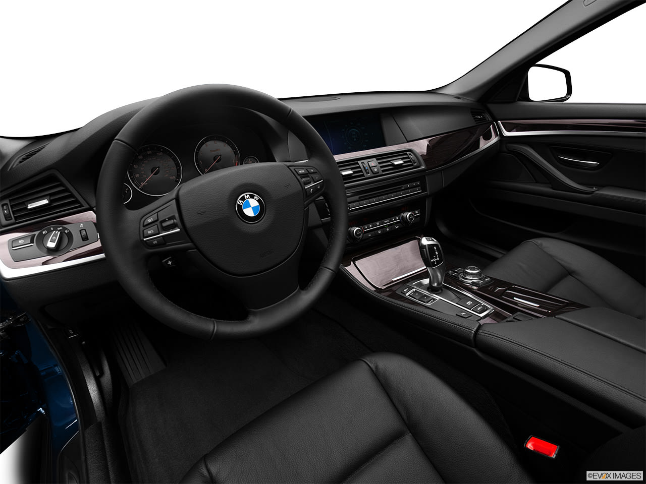 bmw 5 series 2012 interior