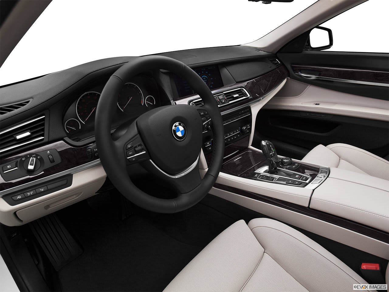 bmw active hybrid 5 2012 interior