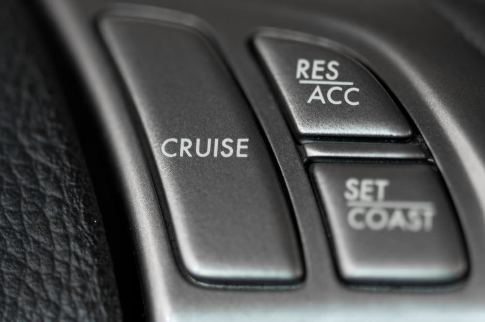 Cruise Control Should Not Be Used >> How Cruise Control Works Yourmechanic Advice