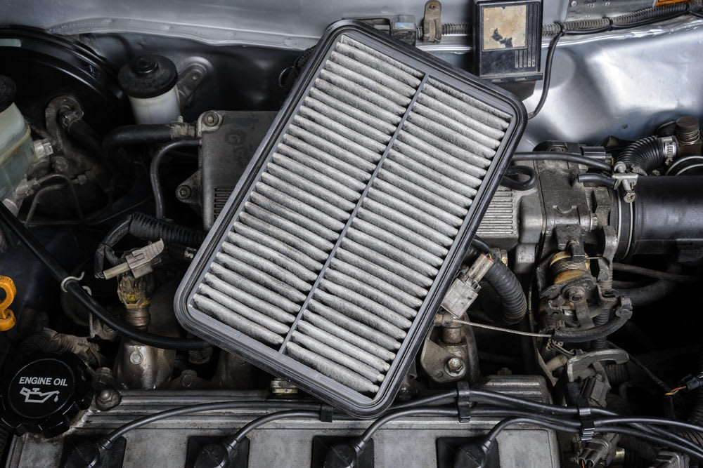 Common Signs Of A Dirty Air Filter Yourmechanic Advice