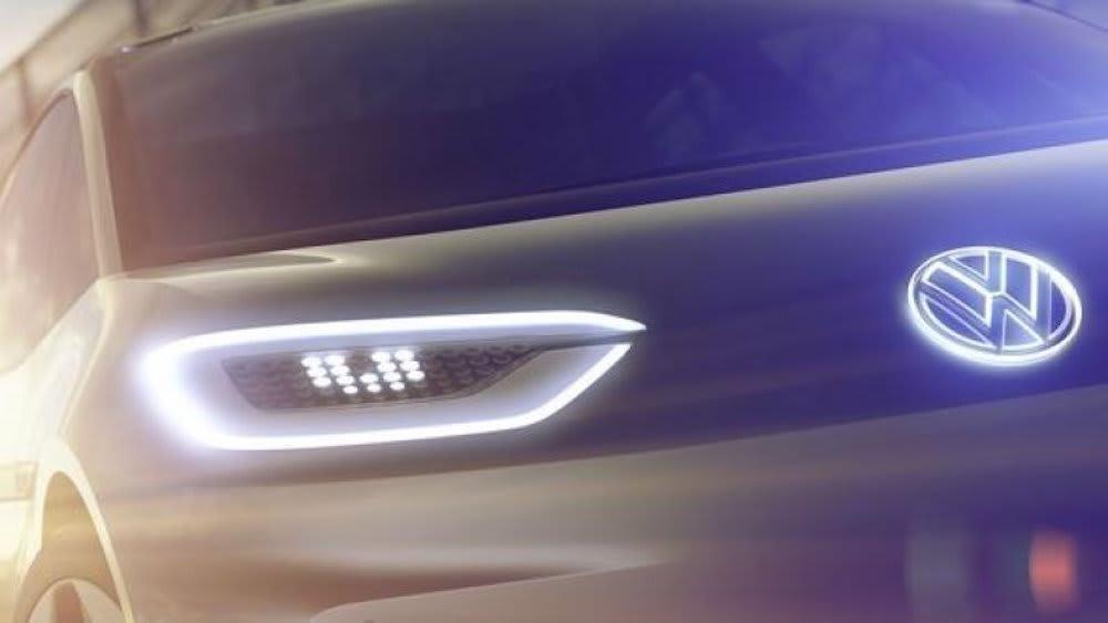 Electric VW concept