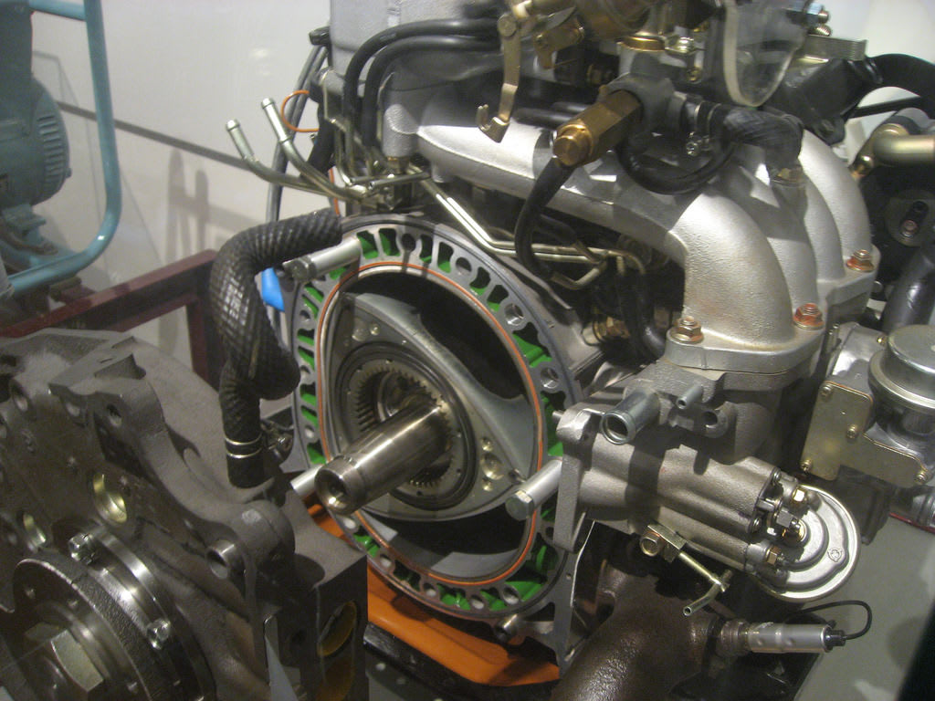How Do Rotor Engines Differ From Regular Engines