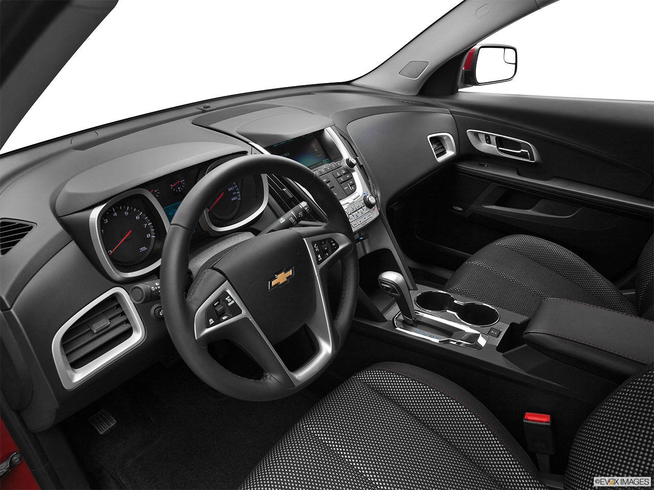 Chevrolet Equinox 2012 Interior