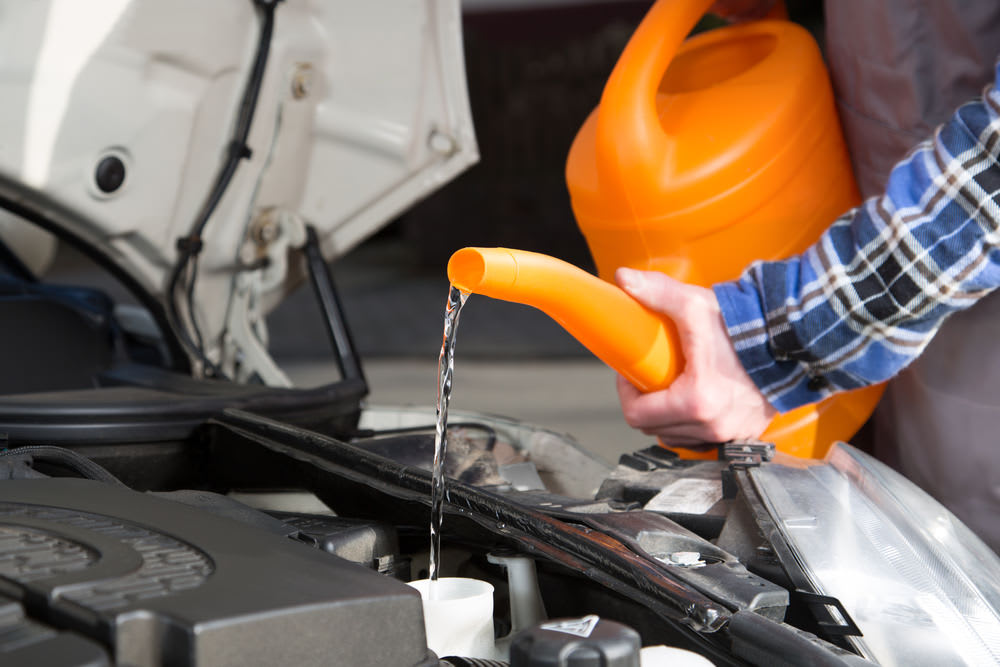 What Does it Mean to Flush Fluids in a Car? | YourMechanic